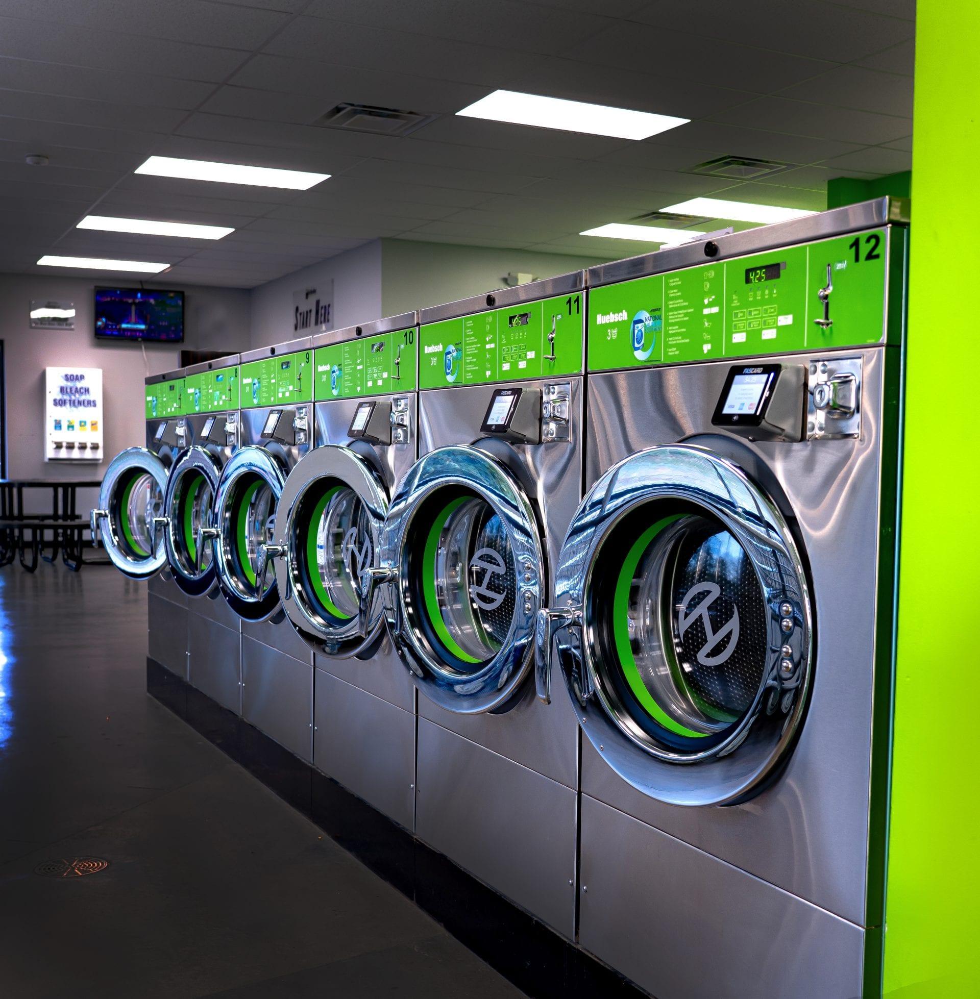 bg 30 pound washers - The Wash House