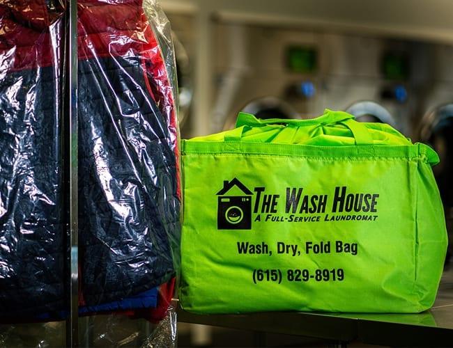 Nashville's Drop off laundry service - Wash Dry Fold Laundry Service